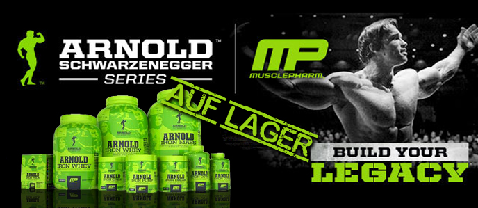 Musclepharm Arnold Series