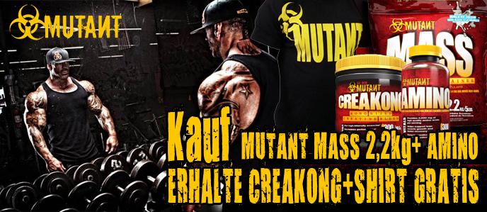 Mutant Kombiangebot