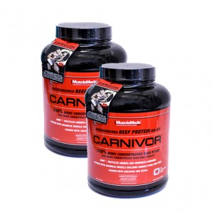 !AKTION! Musclemeds Carnivore 4lbs Doppelpack