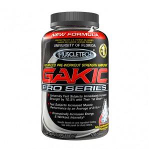 Gakic Pro Series 128Caplets