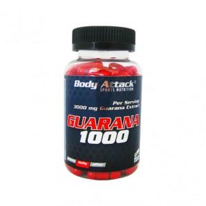 Body Attack Guarana 1000  90Caps