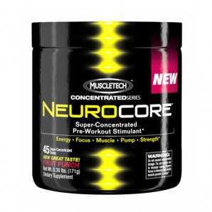 Muscletech Neurocore 171g Fruit Punch