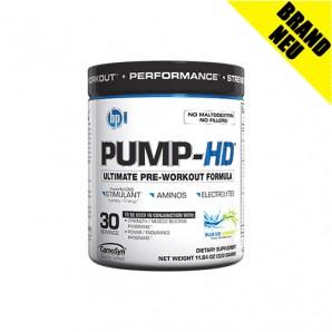 Bpi Pump HD 330g Blue Ice Lemonade