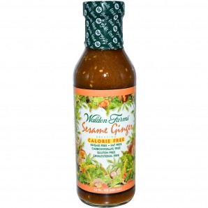 Sesame Ginger Salad Dressing 355ml