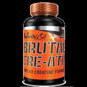 Brutal Cre-ATP 120Caps