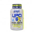Nutrex Lipo 6X 120Caps