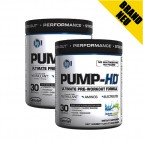 Bpi Pump HD 330g Doppelpack Peaches'n Cream