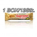 Supreme Protein Riegel Box 12X85g Peanut Butter Pretzl Twist