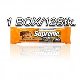 Supreme Protein Riegel Box 12X85g Caramel Nut Chocolate